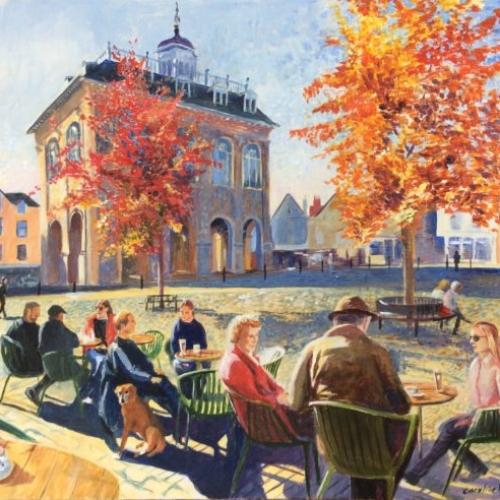 Caroline Ritson - Abingdon Museum, autumn